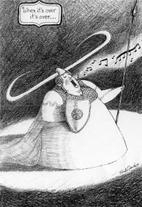 opera singer MAILER